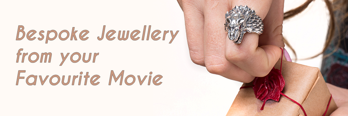 Bespoke Jewellery by Silverlab from Your Favourite Movie